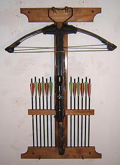 Image result for crossbow rack