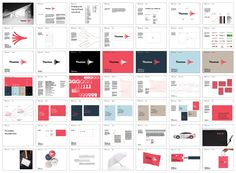 Thumos on Behance Design Guidelines, Brand Guidelines, Brand Manual, Greek Words, Line Patterns, Style Guides, Branding, Brand Identity, Investing