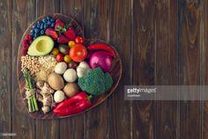 Gesundes Essen mit Liebe