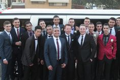 Year 12 Formal. The boys most important in my life.  (Important people in your life)