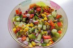 Bunter gemischter Salat mit Honig-Senf-Dressing - Rezept - Bild Nr. 2