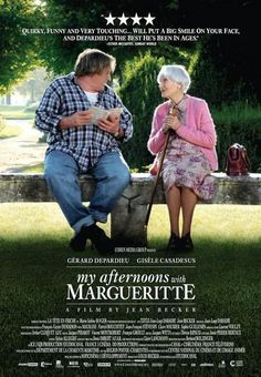 Critics Consensus: It's sentimental and treacly, but that's not enough to prevent My Afternoons with Margueritte from being truly affecting.