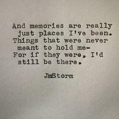 Jm Storm Quotes Remember This