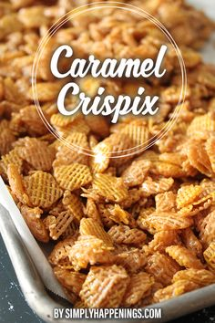 Snack Mix Recipes, Recipes Appetizers And Snacks, Yummy Snacks, Healthy Snacks, Cooking Recipes, Yummy Food, Snack Mixes, Candy Recipes, Dessert Recipes