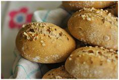 Pradobroty: Dalamánky Czech Recipes, Sourdough Bread, Hamburger, Baking, Per Diem, Hamburgers, Bread, Backen, Burgers