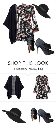 """""""Untitled #356"""" by srlangley on Polyvore featuring Tory Burch, Topshop, Michel Perry, women's clothing, women's fashion, women, female, woman, misses and juniors"""