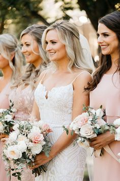Photographer: Tonie Christine Photography | Production Bridesmaid Dresses, Wedding Dresses, Bridesmaids, La Tavola Linen, Strictly Weddings, Beautiful Candles, Unique Photo, Event Venues, Photo Booth