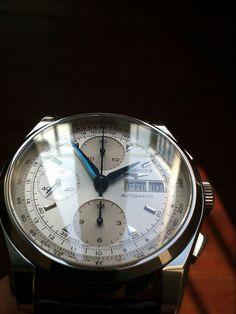 Longines Heritage 1954 Chronograph