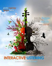 Interactive Listening by Peter Carney and Brian Felix.  An interactive ebook for iPad that includes text, images, videos and quizzes.