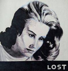 Inktober 2016   Day 7 Lost   I ask for a theme, they asked for Grace Kelly.