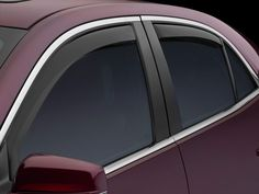 Side Window Deflectors are custom-fit to your vehicle and keep rain and other debris outside your vehicle while allowing fresh air to enter. Chevrolet Ss, Chevrolet Malibu, Chevy Sports Cars, Classic Car Insurance, Car Repair Service, Side Window, Exotic Cars, Luxury Cars, Cars For Sale