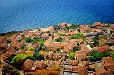 «Η ομορφότερη κρυμμένη πόλη-φρούριο». Αφιέρωμα της Huffington Post στη Μονεμβάσια