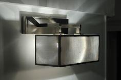 °°° Léman carré °°° Lum'Art wall lamp / applique French Countryside, Staircases, Antique Brass, Sconces, Applique, Wall Lights, Antiques, Design, Art
