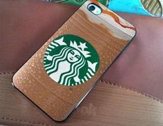 STARBUCKS ICE COFFEE - IPhone 5 Cas..