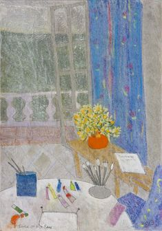 Tony O'Malley - Comóradh Céad Bliain - Taylor Galleries Patrick Heron, 9th October, Inner World, Galleries, Abstract, Artist, Painting, Summary, Painting Art