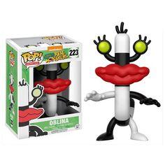 (affiliate link) Aaahh!!! Real Monsters Oblina Pop! Vinyl Figure