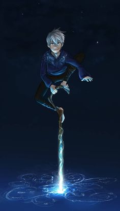 Jack Frost Dreamworks Rise of the Guardians Fan Art Jack Frost Und Elsa, Jake Frost, Jack And Elsa, Jack Frost Anime, Film Disney, Arte Disney, Disney Art, Punk Disney, Disney Movies