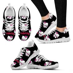 Hello Kitty Women's Sneakers