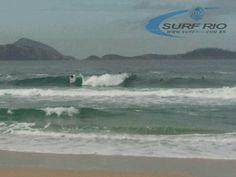 Arpoador às 07:20 hs - Veja mais em www.surfrio.com.br