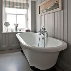 Bathroom   Step inside this modern country house in Cornwall   House tour   housetohome.co.uk