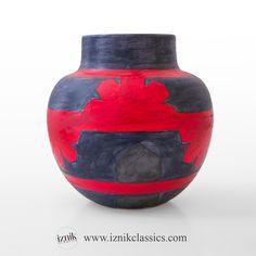 Iznik CLASSICS Art Gallery  special vase www.iznikclassics.com