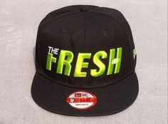 Fresh Snapback Hat 04
