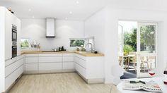 Køkken inspiration - Find inspiration til køkkenet her