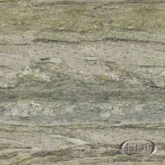 Green Bayou Granite  (Kitchen-Design-Ideas.org)