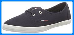 Hilfiger Denim J1385OHANNA 1D, Damen Sneakers, Blau (MIDNIGHT 403), 37 EU - Sneakers für frauen (*Partner-Link)