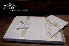 WEDDING INVITATION BOX di Bibart su Etsy