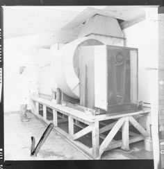 This is of our old extraction unit from the early days. They are around half the size of this if not smaller these days. To see more about our environmental overview see here - http://morrisandwatson.com/an-environmental-overview/