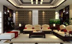 CHINESE HOUSE INTERIORS   Chinese Interior Design