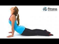 Restoritive Yoga workout-15 min