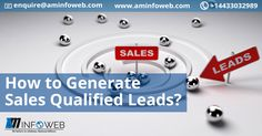 >>> Sales Qualified Lead <<< >> A #salesqualifiedlead is more than just a contact on a list or someone who recently filled out a form from a landing page on your website. A SQL is a prospect vetted by both, the marketing team and the sales team.        >>> Generation of Marketing Qualified Leads #MQL  <<<< > Using various marketing tools and techniques you can reach your target audience, and transform them into marketing qualified leads  > SEO > Landing Page > Webinar > Blogs The Marketing, Marketing Tools, Target Audience, Landing, Seo, Website, Business, Target