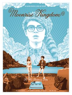 Moonrise Kingdom (Wes Anderson) | Tracie Ching