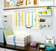 Watch this How-To #Video for creative ways to Organize and Decorate your work space with washi tape