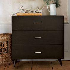 Adams 3 drawer dresser