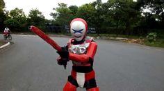 Hero factory Brazil Latest filming the first season of Rescue Robot XD  Filme da hero factory Brazil