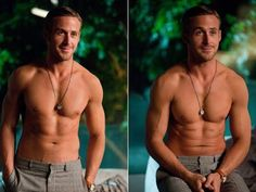 Look at Ryan Gosling Shirtless and life will get better.