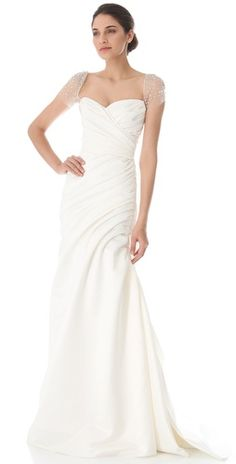Reem Acra Always & Forever Gown