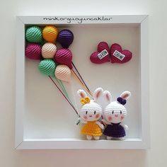 """1,616 Beğenme, 31 Yorum - Instagram'da @rengarenk_bunlar: """"@minikorguoyuncaklar - 👈 👈 👈 #amigurumi #crochet #instagood #photooftheday #instalike #pano…"""""""