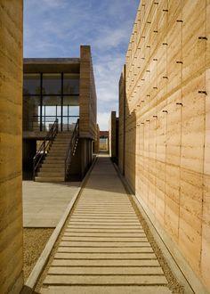 Escuela de artes plsticas - taller de arquitectura