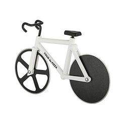 TOUR de PIZZA - Bicycle Pizza Cutter wit...