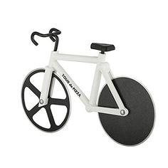 TOUR de PIZZA - Bicycle Pizza Cutter wit...
