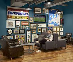 Take A Look Inside The New TripAdvisor Office In Massachusetts