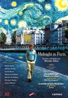 201- C(EU) ALL mid Owen Wilson, Michael Sheen, Marion Cotillard, Paris Film, Paris Movie, Adrien Brody, Carla Bruni, Rachel Mcadams, Streaming Vf