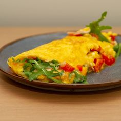 Thai Red Curry, Food And Drink, Ethnic Recipes, Omelette