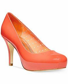 Madden Girl Getta Platform Pumps - Pumps - Shoes - Macy's