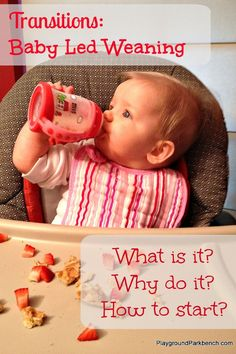 Looking to start solid foods with your baby? Learn all about baby led weaning: what is it, why do it, and how to start!