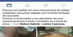 Um dono de pizzaria zoeiro até demais…